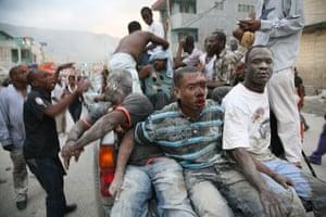 haiti update: Earthquake hits Port-au-Prince, Haiti