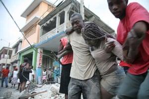 haiti update: Earthquake in Port-au-Prince Haiti