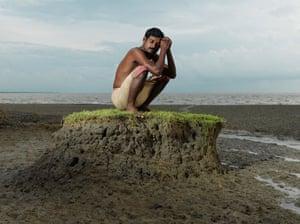 Sinking Sundarbans: Shukdev Das in Ghoramara