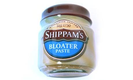 Image result for Bloater paste images