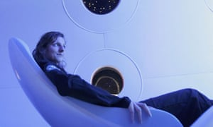 Virgin Galactic SpaceShipTwo Cabin Goes On Show