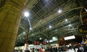 Marylebone Station Chiltern Railways