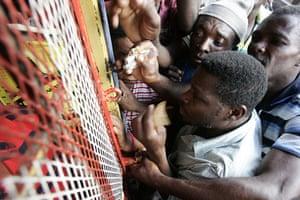 haiti quake: Haiti earthquake aftermath