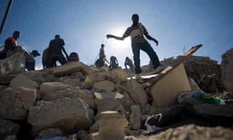 Haiti earthquake aftermath