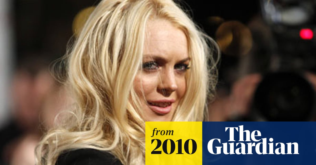 64ef8948 Lindsay Lohan released from jail | Film | The Guardian