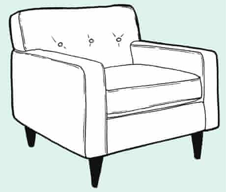 Make A Removeable Chair Or Sofa Cover, Sure Fit Loose Sofa Covers Uk