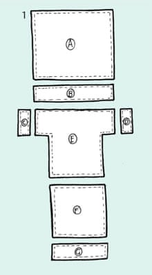 Make a removable chair or sofa 1