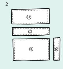 Make a removable chair or sofa 2