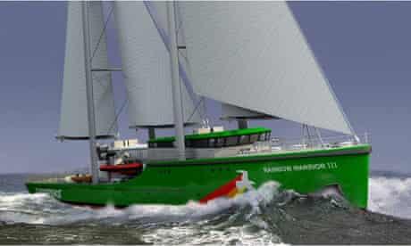 Greenpeace's Rainbow Warrior III