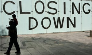 Cities with high unemployment have lost the most jobs in the recession, a thinktank reports.