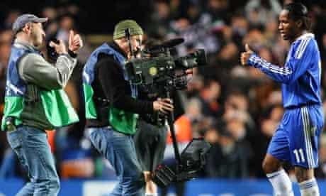 Chelsea v Juventus - UEFA Champions League