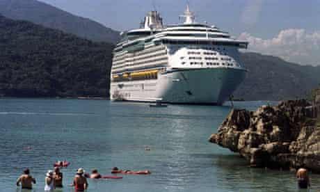 haiti CRUISE SHIP
