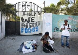 Haiti earthquake: Haiti earthquake devastation