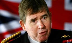Admiral Sir Mark Stanhope