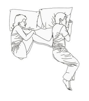 Science of sleep: Sleeping gallery