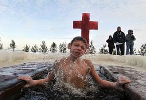 Orthodox Epiphany : Epiphany in Ukraine