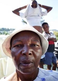Rosemarie Charles, earthquake survivor, Port-au-Prince, Haiti