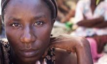 Belaston Gusall, earthquake survivor, Port-au-Prince, Haiti
