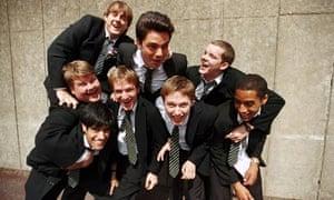 'THE HISTORY BOYS' FILM - 2006