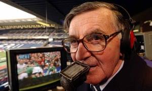 Bill McLaren, who has died aged 86