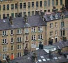 Houses in Hebden Bridge, west Yorkshire