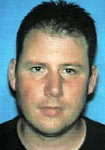 Christopher Speight, who surrendered to police in Virginia