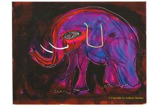 Anthony Hopkins Art: Hopkins Art