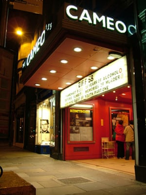 10 best cinemas: The Cameo