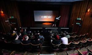 10 best cinemas: Cube Microplex