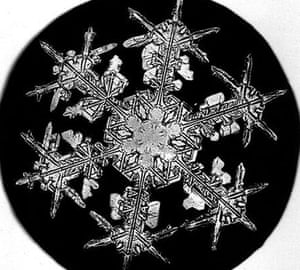 In Pictures The First Ever Photographs Of Snowflakes Wilson A