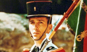 Alex Rowe, British army reject who won the legion d'honneur with the French Foreign Legion