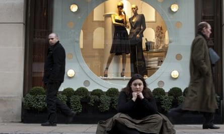 Tanya Gold on New Bond Street