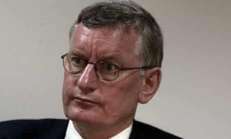 Steve Bundred, head of the Audit Commission
