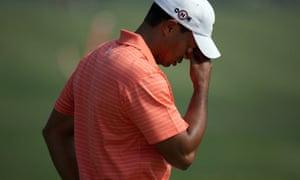 Sex addict? Tiger Woods.