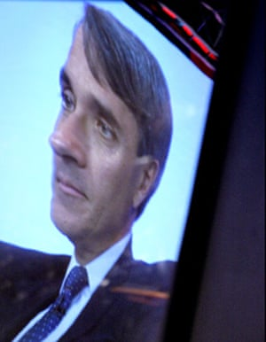 Aliens: MP and former Conservative minister John Redwood