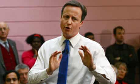 David Cameron in Kent