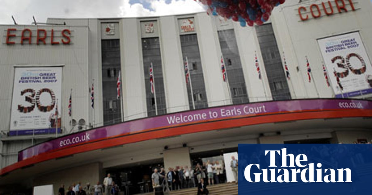 Envisage Exhibition Stand Design And Build Uk : Boris johnson allies press ahead with controversial earls court