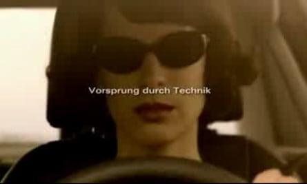 Audi Vorsprung Durch Technik slogan