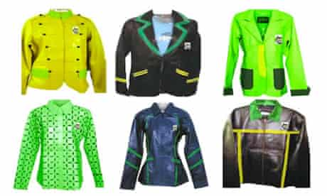 ANC leather jackets