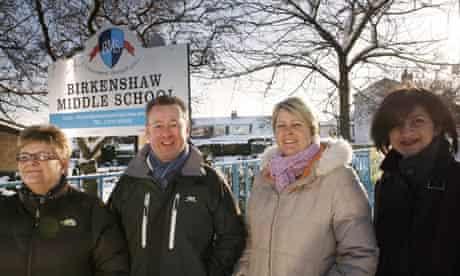 parent run school birkinshaw middle west yorkshire