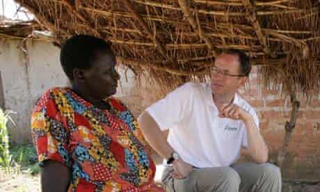 Andrew Witty CEO Glaxo Smith Kline