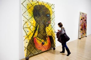 Chris Ofili Tate Britain: Chris Ofili at Tate Britain