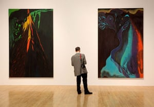 Chris Ofili Tate Britain: Major Works Of Chris Ofili Go On Display At Tate Britain