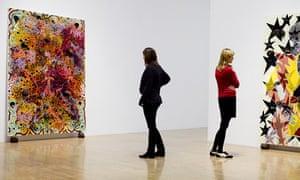 Chris Ofili at Tate Britain