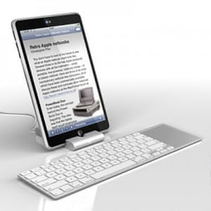 tablet gallery: Concept of the new tablet computer by apple called itablet or islate