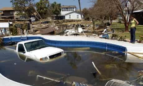 Hurricane Ivan aftermath