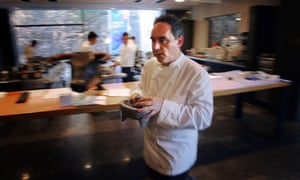 Ferran Adria's El Bulli Restaurant