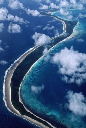 Chagos: Chagos Archipelago, Diego Garcia Atoll
