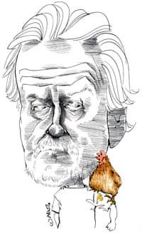 Diary illustration