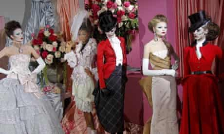 John Galliano's collection for Christian Dior